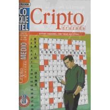 Coquetel - Cripto Cruzada - Nivel Medio Ed. 198