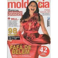 Revista Molde e Cia especial Tamanhos grandes  - Edição 04