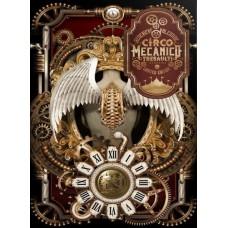 O Circo Mecânico Tresaulti - Genevieve Valentine - Darkside